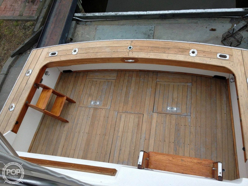 1976 Egg Harbor boat for sale, model of the boat is 33 Sedan Fisherman & Image # 17 of 41