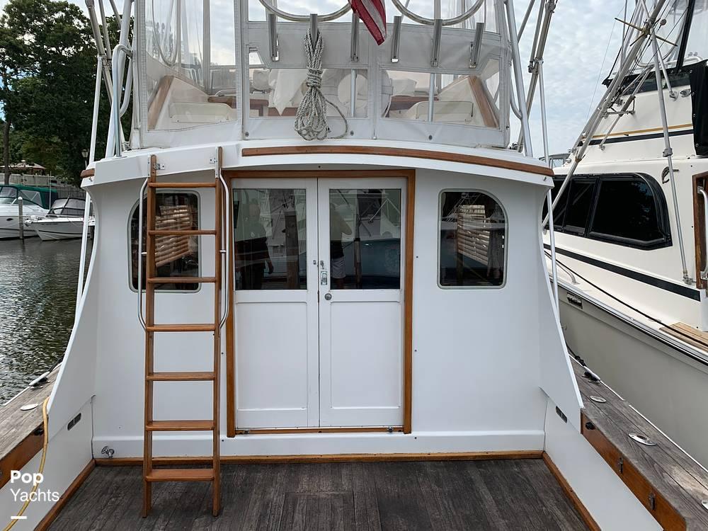 1976 Egg Harbor boat for sale, model of the boat is 33 Sedan Fisherman & Image # 11 of 41