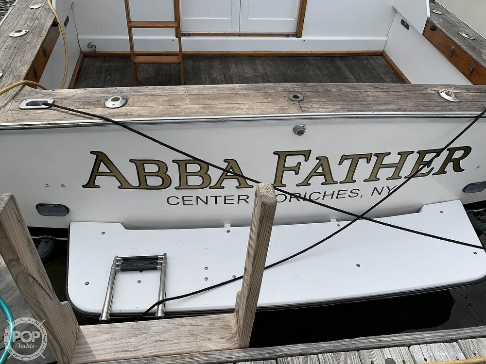1976 Egg Harbor boat for sale, model of the boat is 33 Sedan Fisherman & Image # 15 of 41