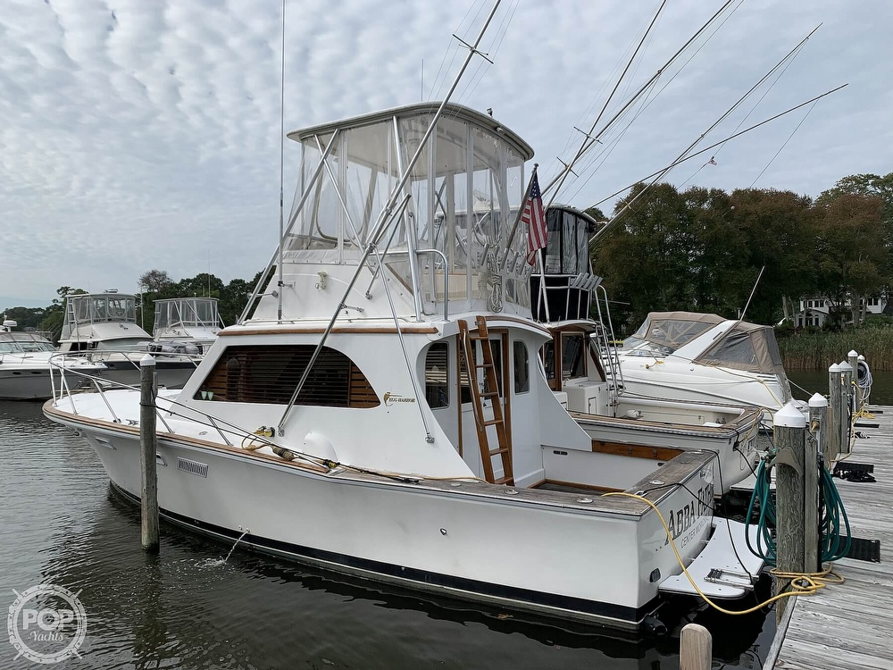1976 Egg Harbor 33 Sedan Fisherman - #$LI_INDEX