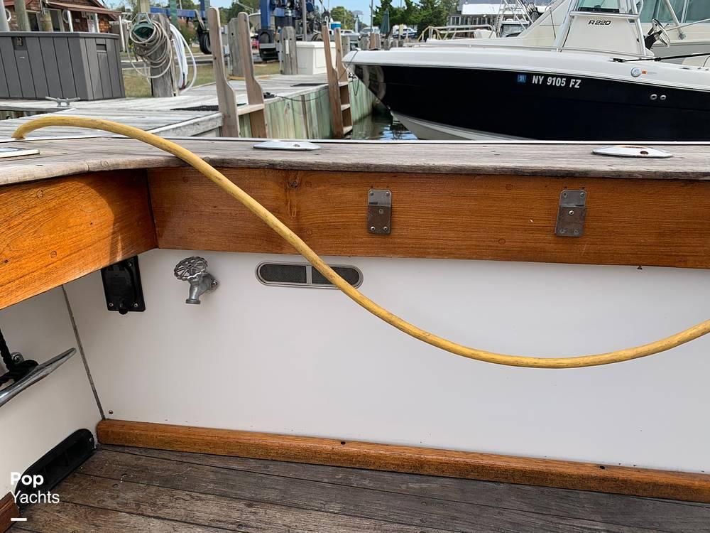 1976 Egg Harbor boat for sale, model of the boat is 33 Sedan Fisherman & Image # 21 of 41