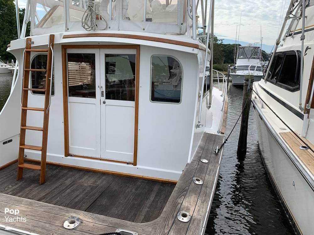 1976 Egg Harbor boat for sale, model of the boat is 33 Sedan Fisherman & Image # 13 of 41