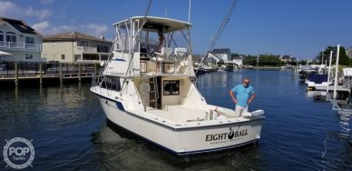 Hatteras 32 Flybridge Fisherman, 32, for sale