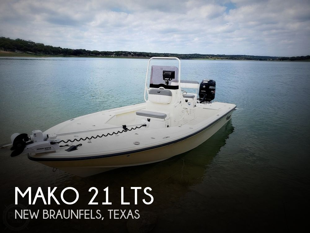 Used Boats For Sale in San Antonio, Texas by owner | 2018 Mako 21