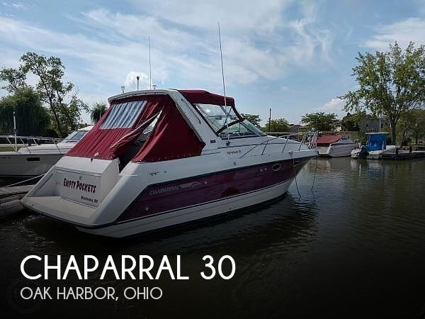 Used Chaparral Boats For Sale in Ohio by owner | 1991 Chaparral 30