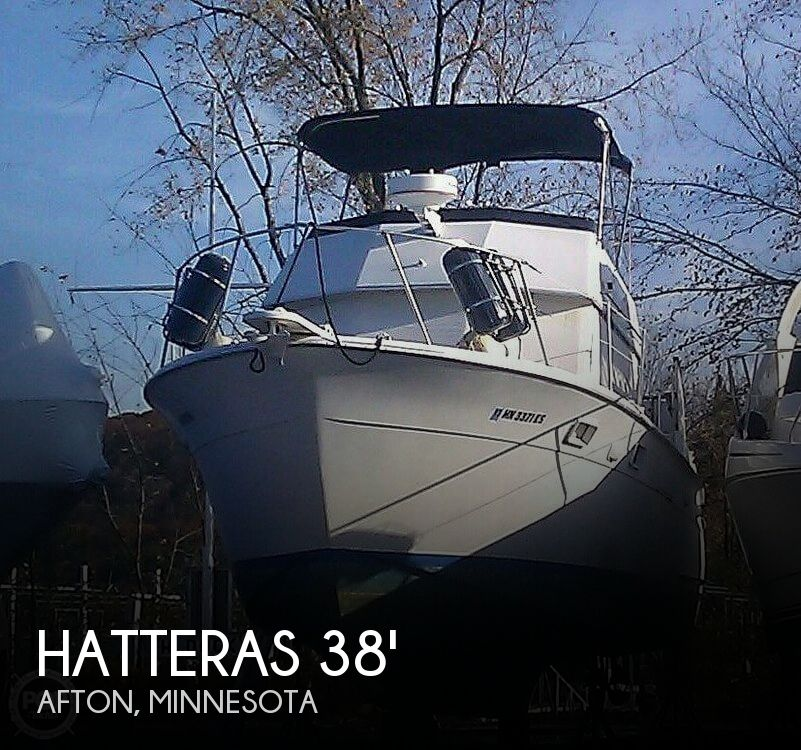 Used HATTERAS Motoryachts For Sale by owner | 1973 Hatteras 38 DC