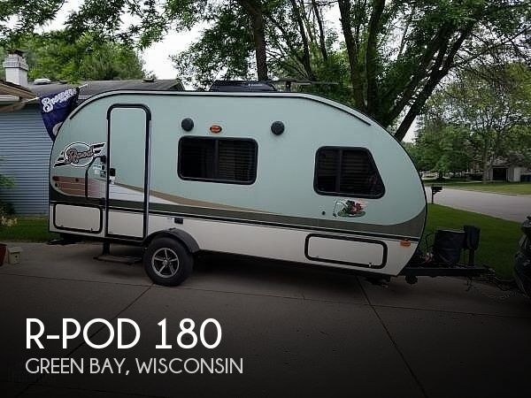 2016 Forest River R-Pod 18