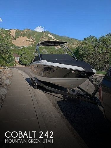 Used Cobalt Boats For Sale by owner | 2007 Cobalt 242