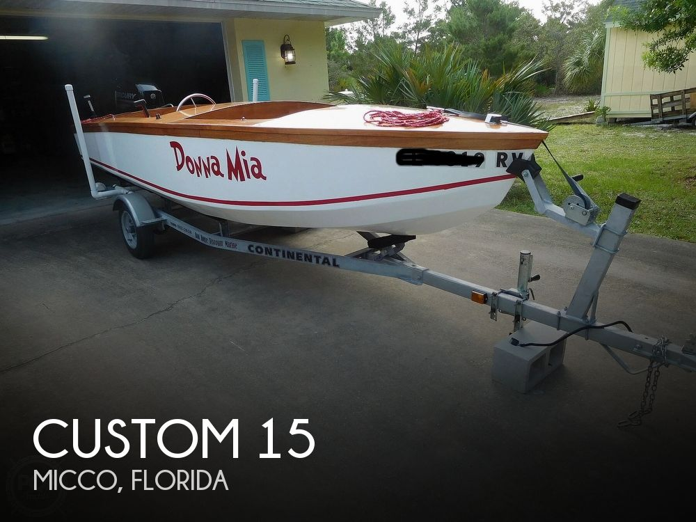 2019 Custom boat for sale, model of the boat is 15 & Image # 1 of 41