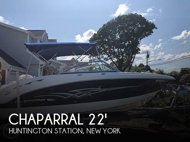 Used Chaparral 24 Boats For Sale by owner | 2010 Chaparral Sunesta 224