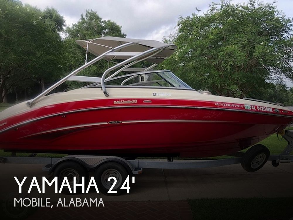 Used Yamaha Ski Boats For Sale by owner | 2014 Yamaha 22