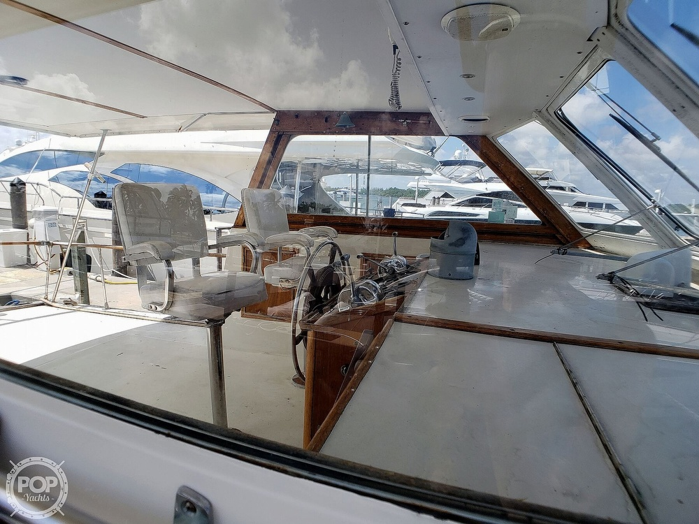 1973 Matthews boat for sale, model of the boat is 46 Motoryacht & Image # 2 of 40