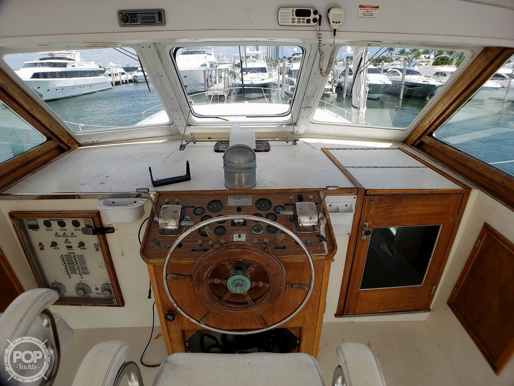 1973 Matthews boat for sale, model of the boat is 46 Motoryacht & Image # 3 of 40