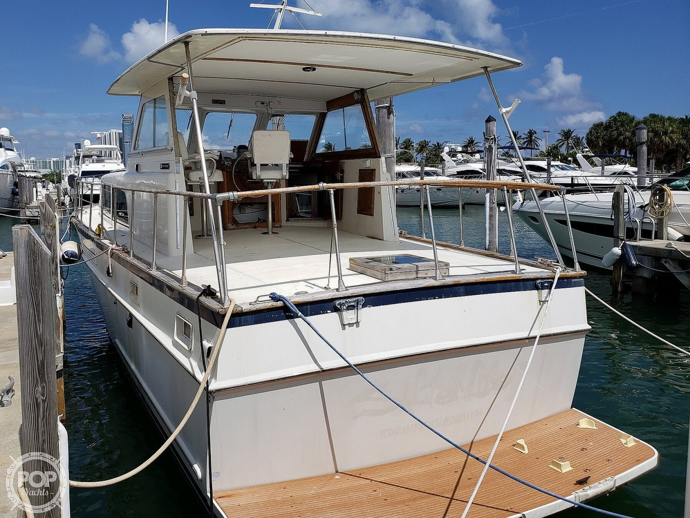 1973 Matthews boat for sale, model of the boat is 46 Motoryacht & Image # 13 of 40