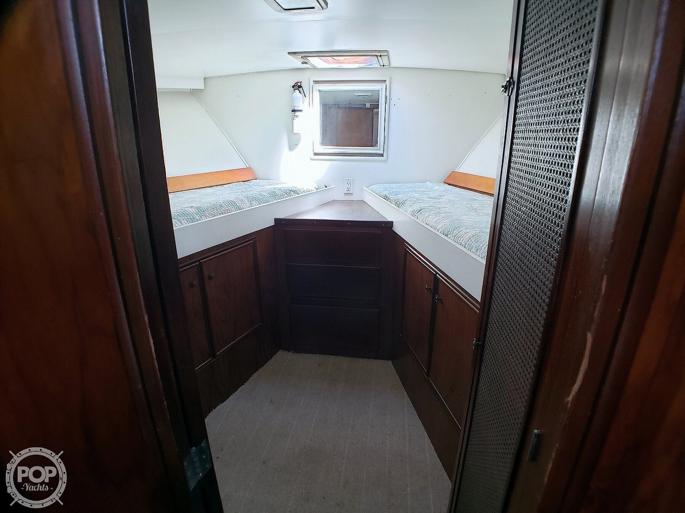 1973 Matthews boat for sale, model of the boat is 46 Motoryacht & Image # 9 of 40