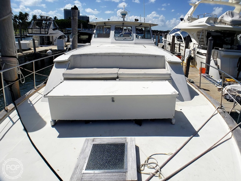 1973 Matthews boat for sale, model of the boat is 46 Motoryacht & Image # 10 of 40