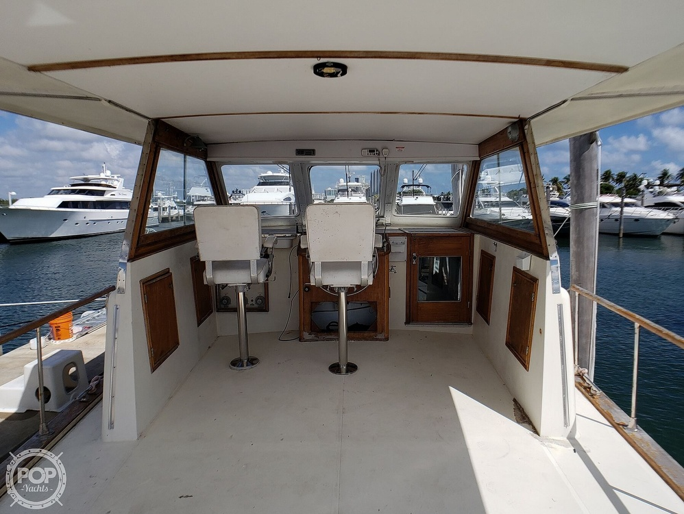 1973 Matthews boat for sale, model of the boat is 46 Motoryacht & Image # 11 of 40