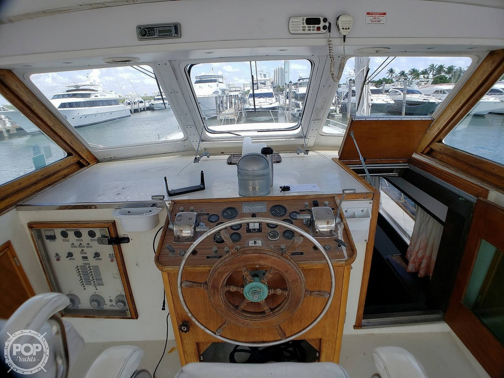 1973 Matthews boat for sale, model of the boat is 46 Motoryacht & Image # 24 of 40