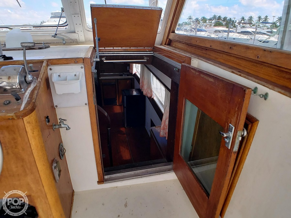 1973 Matthews boat for sale, model of the boat is 46 Motoryacht & Image # 25 of 40