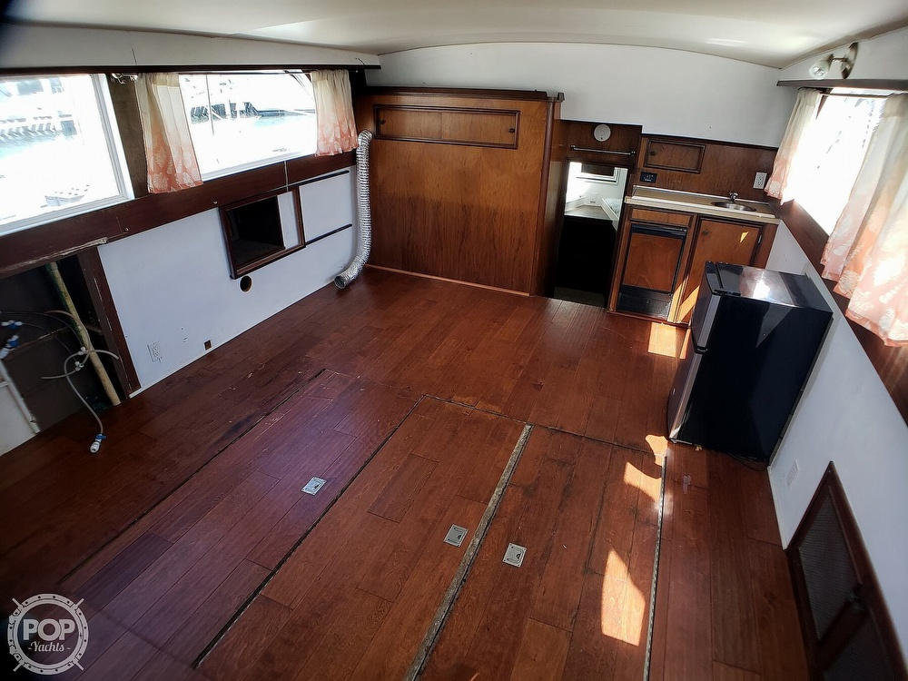 1973 Matthews boat for sale, model of the boat is 46 Motoryacht & Image # 28 of 40