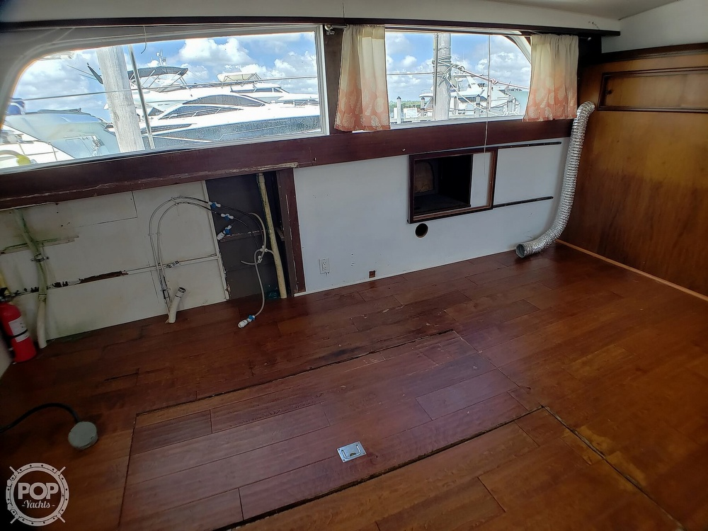 1973 Matthews boat for sale, model of the boat is 46 Motoryacht & Image # 29 of 40