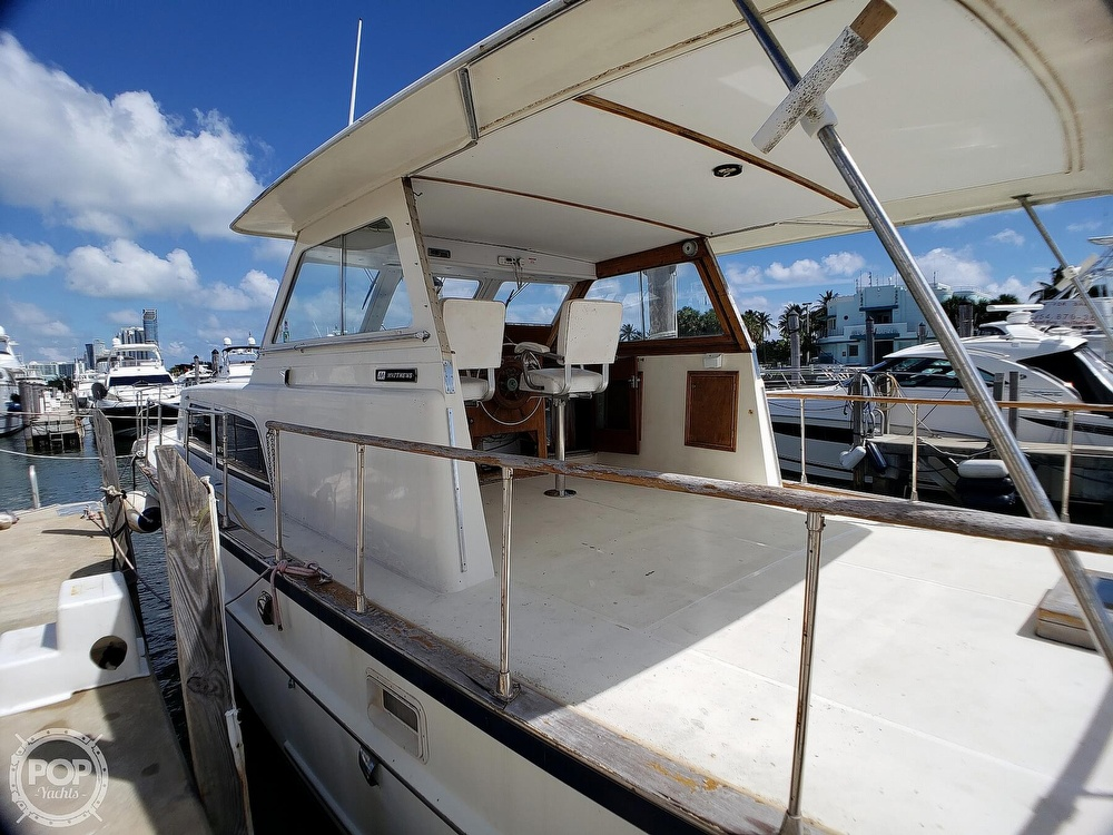 1973 Matthews boat for sale, model of the boat is 46 Motoryacht & Image # 14 of 40