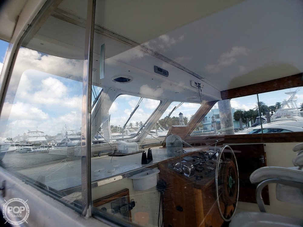 1973 Matthews boat for sale, model of the boat is 46 Motoryacht & Image # 17 of 40