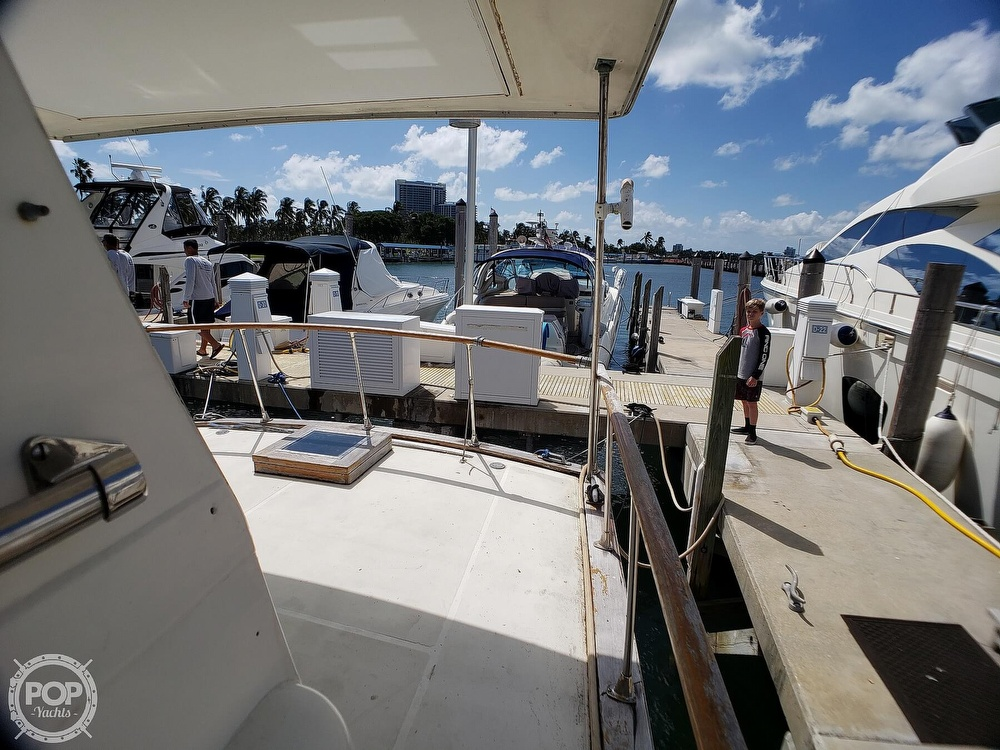 1973 Matthews boat for sale, model of the boat is 46 Motoryacht & Image # 18 of 40