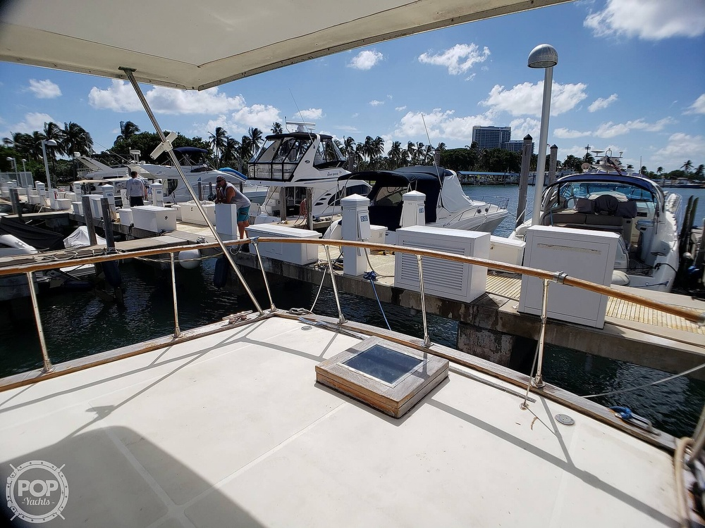 1973 Matthews boat for sale, model of the boat is 46 Motoryacht & Image # 20 of 40