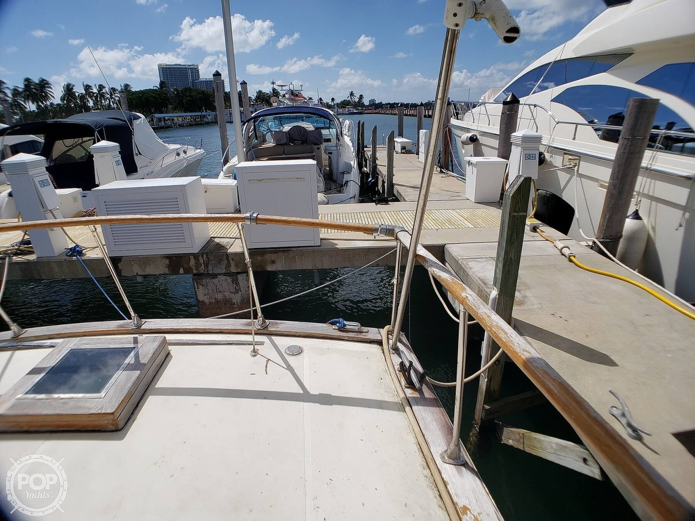1973 Matthews boat for sale, model of the boat is 46 Motoryacht & Image # 19 of 40