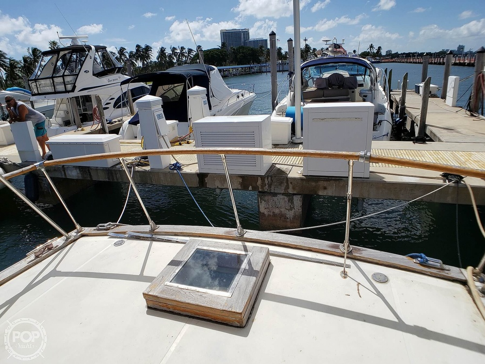 1973 Matthews boat for sale, model of the boat is 46 Motoryacht & Image # 21 of 40