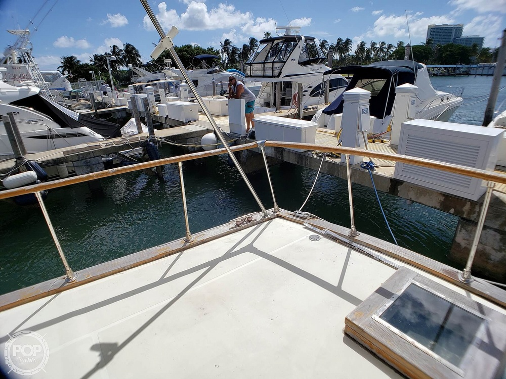 1973 Matthews boat for sale, model of the boat is 46 Motoryacht & Image # 22 of 40