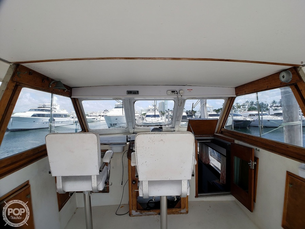 1973 Matthews boat for sale, model of the boat is 46 Motoryacht & Image # 23 of 40
