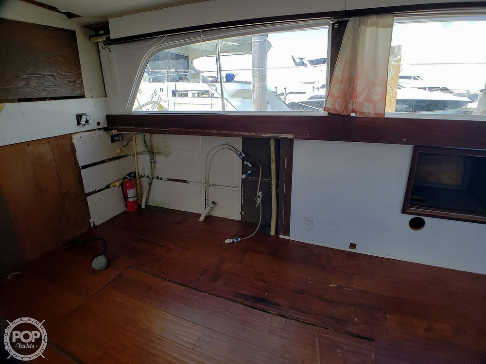 1973 Matthews boat for sale, model of the boat is 46 Motoryacht & Image # 30 of 40