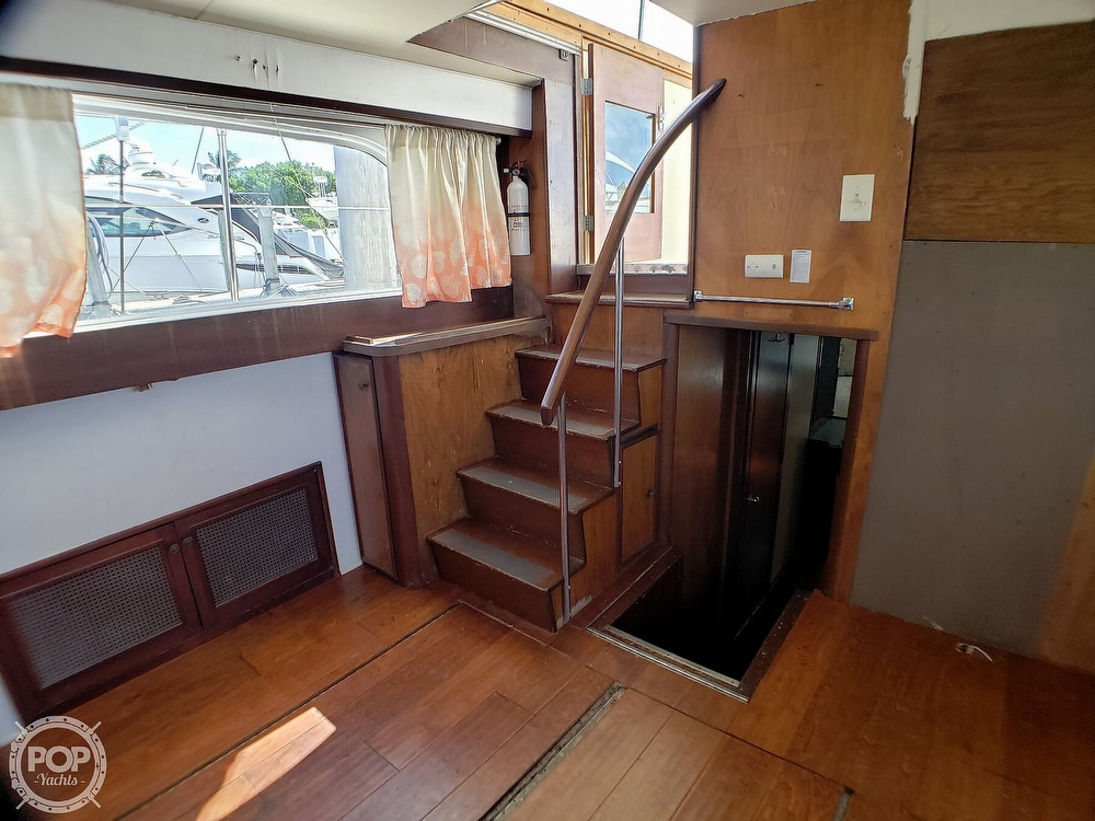 1973 Matthews boat for sale, model of the boat is 46 Motoryacht & Image # 32 of 40