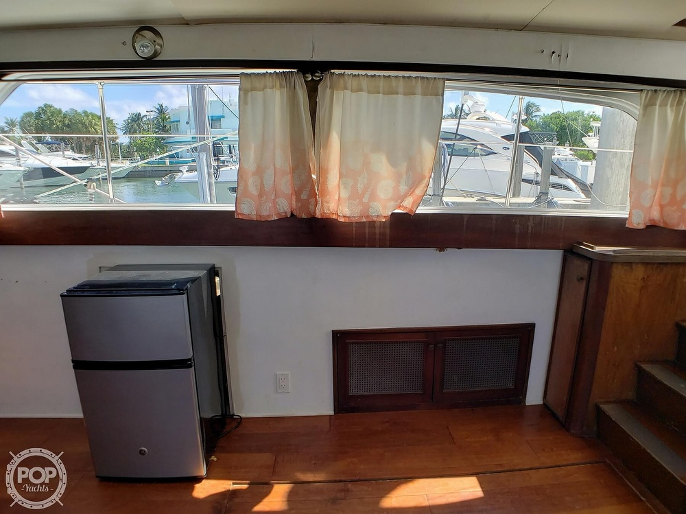 1973 Matthews boat for sale, model of the boat is 46 Motoryacht & Image # 33 of 40