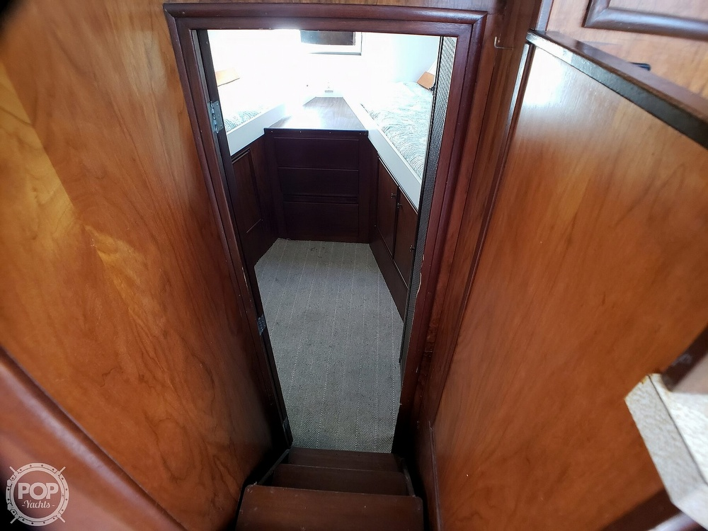 1973 Matthews boat for sale, model of the boat is 46 Motoryacht & Image # 36 of 40