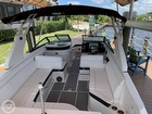 Cockpit Seating, In-deck Ski Locker, L-shaped Lounge, Non-skid Deck