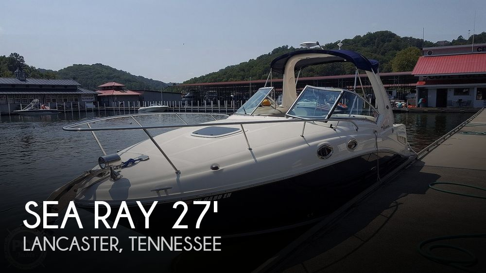 Used Sea Ray 260 Boats For Sale by owner | 2006 Sea Ray 260 Sundancer