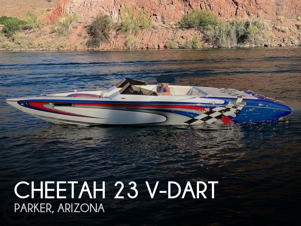 Used Boats For Sale in Arizona by owner | 2012 Cheetah 23 V-Dart