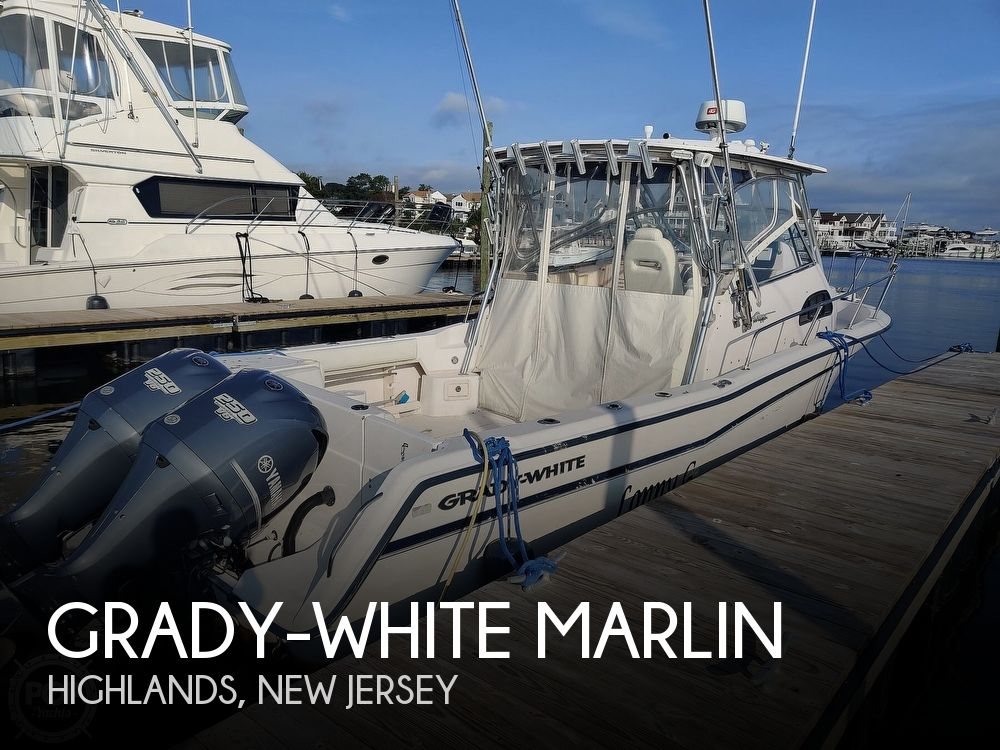 Used Grady-White Boats For Sale by owner | 2001 31 foot Grady-White Marlin