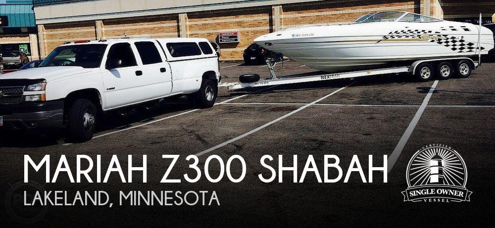 1999 MARIAH Z300 SHABAH for sale