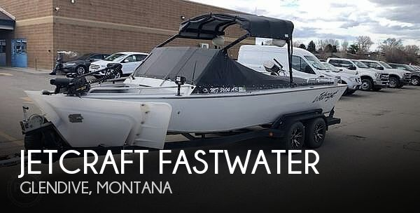 Used Boats For Sale in Montana by owner | 1998 Jetcraft 212