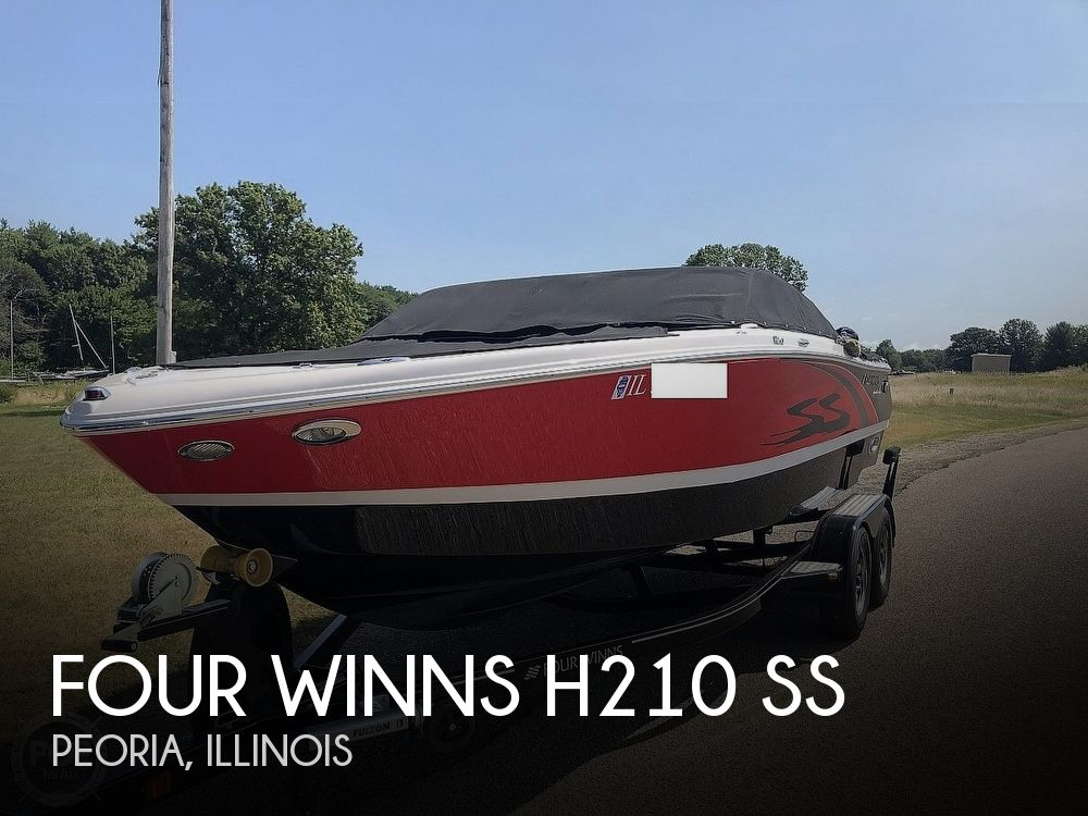 Used Four Winns 21 Boats For Sale by owner | 2012 Four Winns H210SS