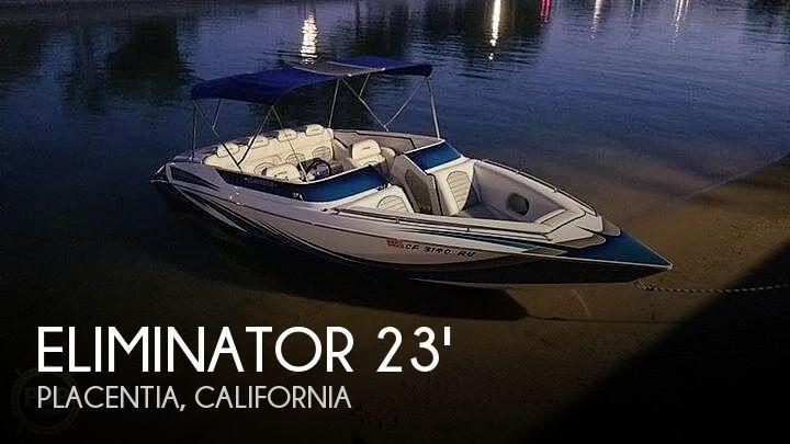 Used ELIMINATOR Boats For Sale by owner | 2009 Eliminator Eagle 230XP