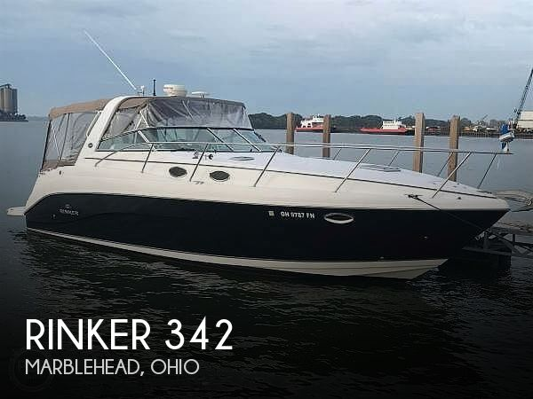 Used Boats For Sale in Toledo, Ohio by owner | 2006 Rinker 37