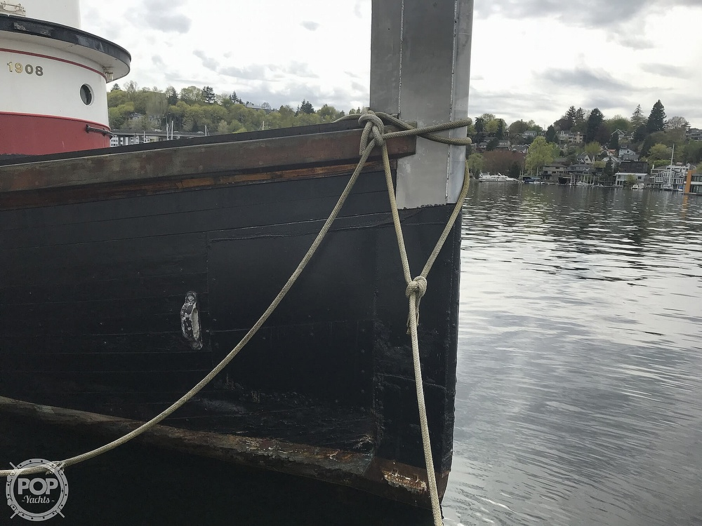 1908 Wallace boat for sale, model of the boat is 93 Packer & Image # 16 of 40