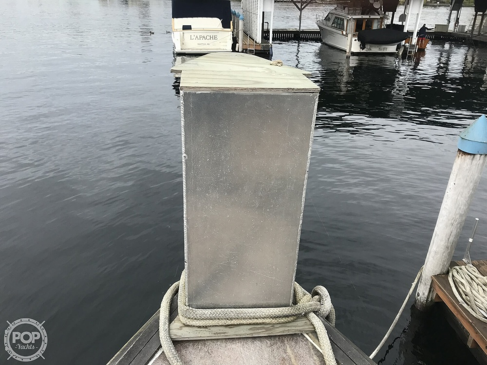 1908 Wallace boat for sale, model of the boat is 93 Packer & Image # 24 of 40