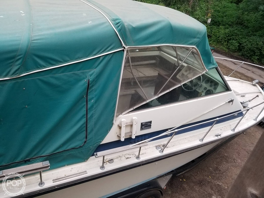 1973 Slickcraft boat for sale, model of the boat is 255 SF & Image # 2 of 17