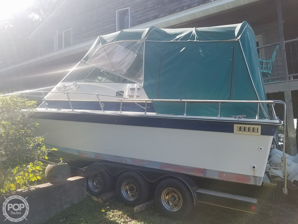 1973 Slickcraft boat for sale, model of the boat is 255 SF & Image # 3 of 17